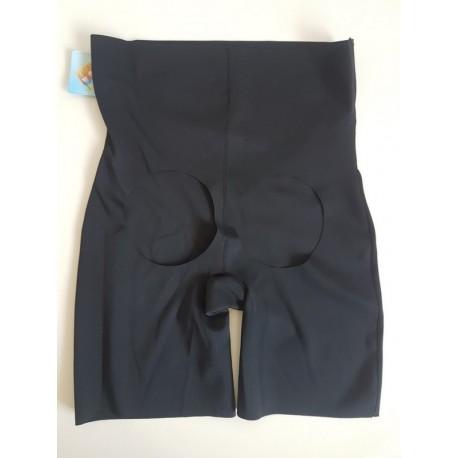 Panty remonte fesse invisible -Noir