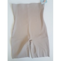 Panty gainant taille haute -Beige
