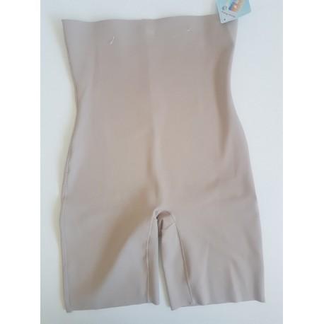 Panty gainant taille haute -noir
