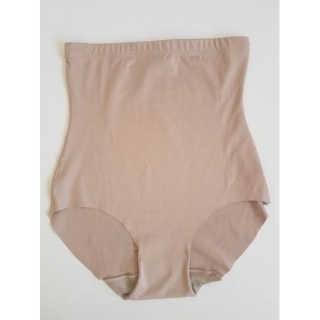 Culotte gaine taille haute invisible-noir