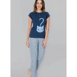 Pyjama 2 Pièces demi-manches