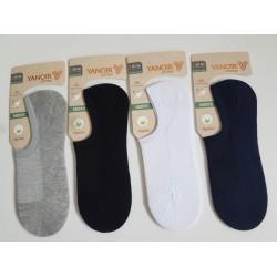 Lot 3 paires de chaussettes Invisible